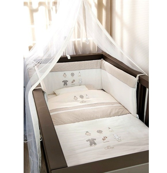 Σετ προίκα μωρού Baby Oliver 610 little things