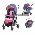 set 2 se 1 karotsi kai car seat pooky tzhn rose