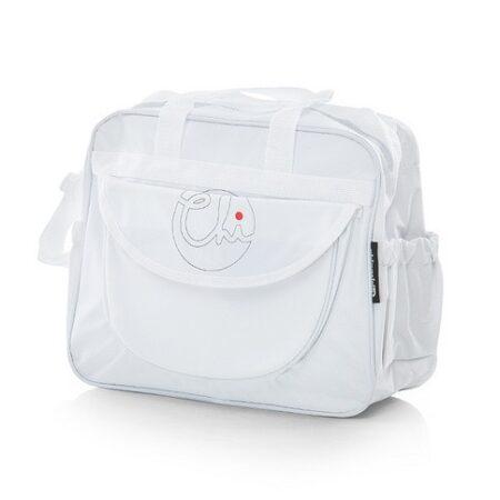 Τσάντα Αλλαγής του μωρού Chipolino Λευκή.