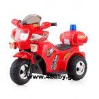 ηλεκτρικη μηχανη για μωρα κοκκινη