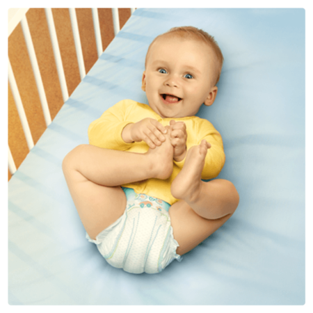 Πάνες Ρampers Active baby dry Monthly Νο4 174τεμ (8-14 kg)
