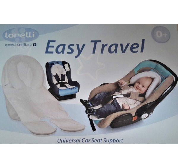 Στρωματάκι καθίσματος αυτοκινήτου Easy Travel Lorelli