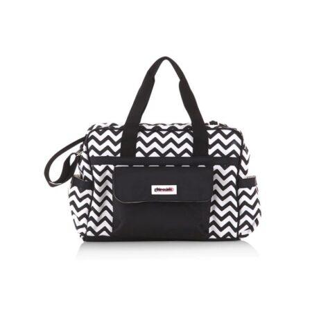 Τσάντα αλλαγής του μωρού Luxe Chipolino zig zag