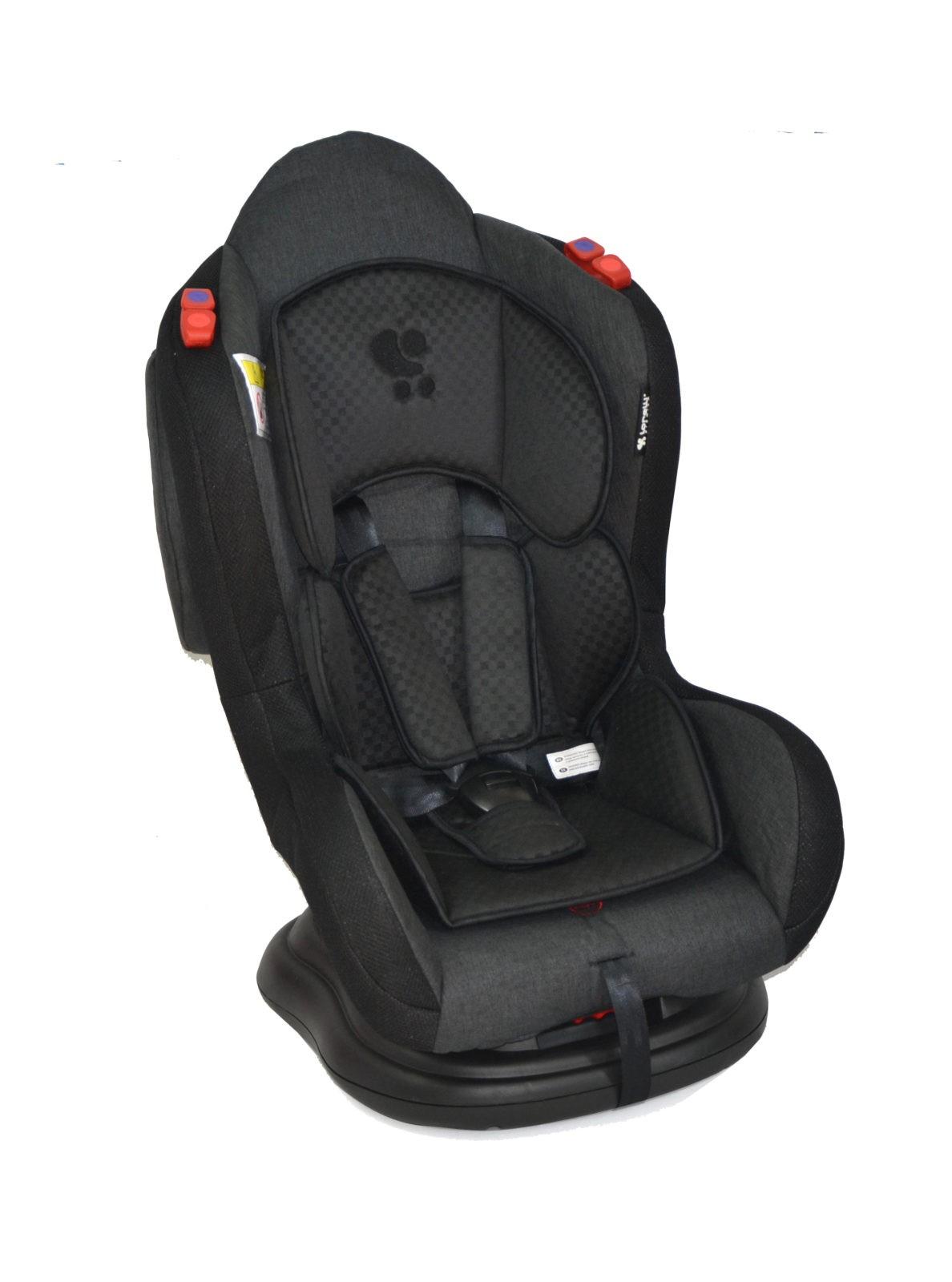 Κάθισμα αυτοκινήτου 0-25kg Lorelli JUPITER+SPS Black
