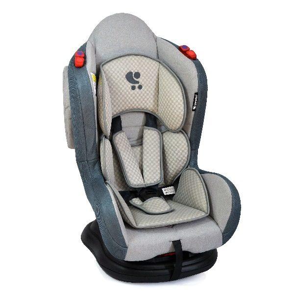 Κάθισμα αυτοκινήτου 0-25 Lorelli JUPITER+SPS Grey