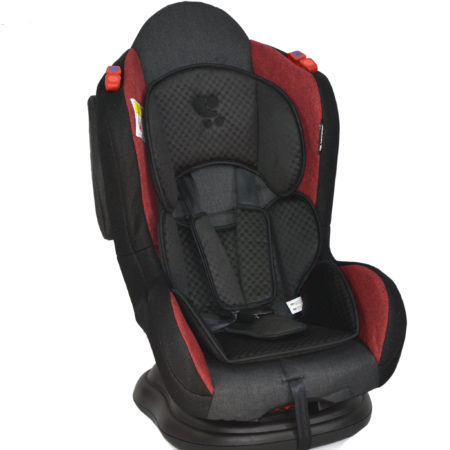 Κάθισμα αυτοκινήτου 0-25kg Lorelli JUPITER+SPS Red black