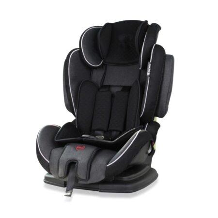 Κάθισμα αυτοκινήτου 9-36 Lorelli Magic Premium Black