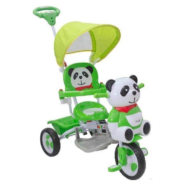 Τρίκυκλο ποδηλατάκι Panda Green 2490 Just Baby