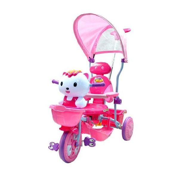 Τρίκυκλο ποδηλατάκι 2400 Hello Kitty Just Baby