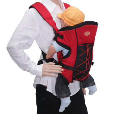 marsipos baby carrier starchild red