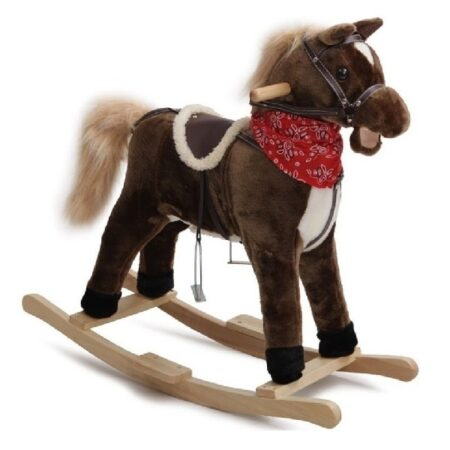 Κουνιστό αλογάκι Moni Horse Chipper
