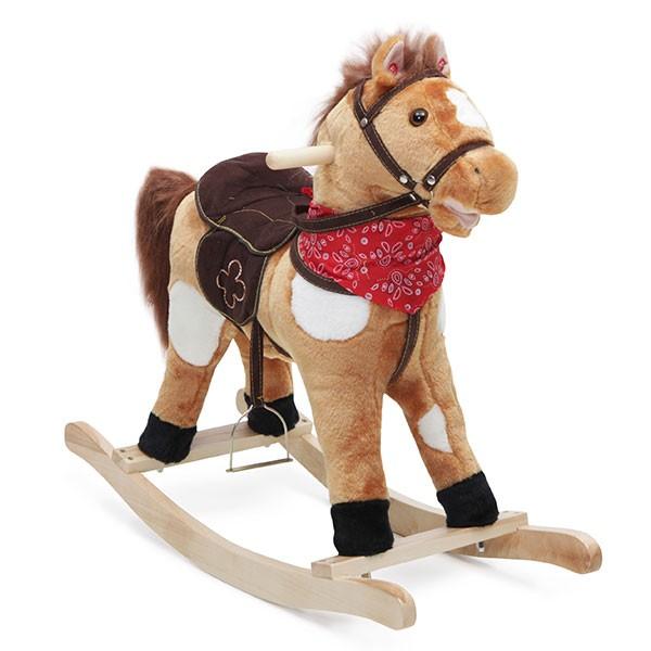 Κουνιστό αλογάκι Moni Horse Thunder