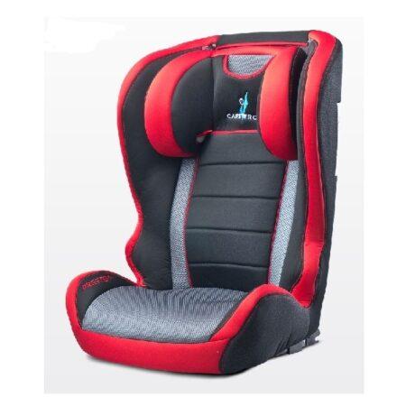 Κάθισμα αυτοκινήτου Isofix 15-36 kg Caretero Presto Fix Grey