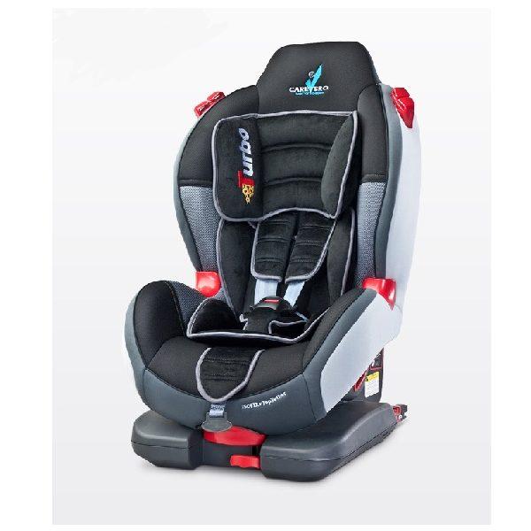 Κάθισμα αυτοκινήτου Isofix 9-25kg Caretero Sport Graphite
