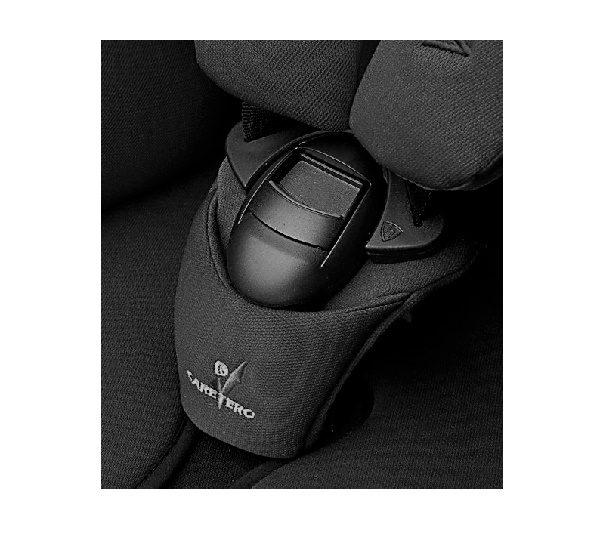 Κάθισμα αυτοκινήτου 9-36kg Caretero VolanteFix Isofix Red