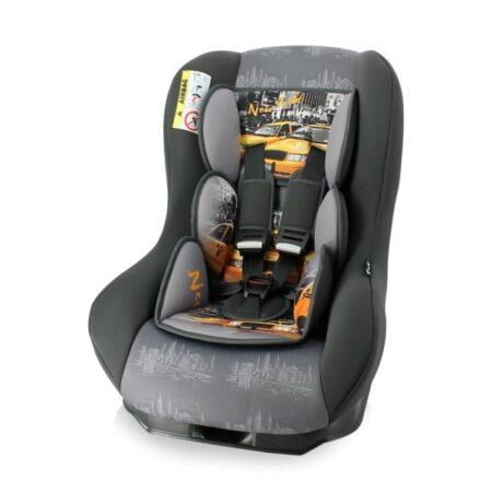 Κάθισμα αυτοκινήτου 0-18 Lorelli Beta Plus Grey New York