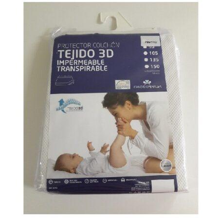 Προστατευτικό στρώματος 3D Candido Penalba 70-140 cm