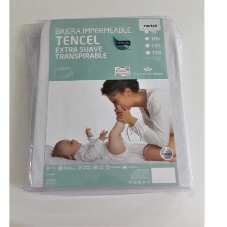 Προστατευτικό στρώματος Tencel (Lyocell) 70-140 cm
