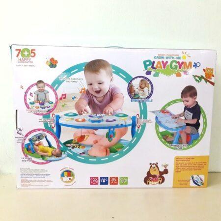 Γυμναστήριο Μωρού με εκπαιδευτικές δραστηριότητες Lorelli