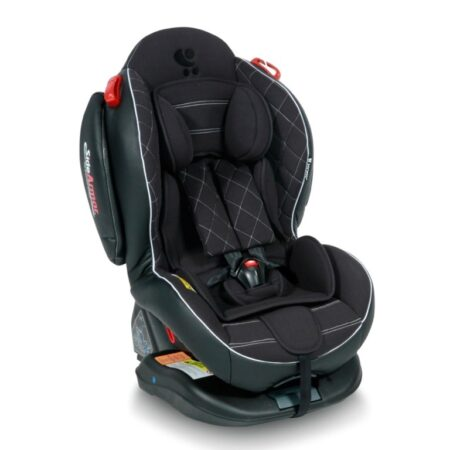 Κάθισμα αυτοκινήτου Isofix 0-25 kg Lorelli Arthur Black Leather
