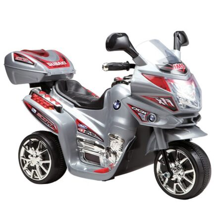 Μηχανή ηλεκτρική με μπαταρία Cangaroo Bo Motor Grey