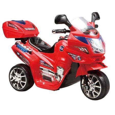 Μηχανή ηλεκτρική με μπαταρία Cangaroo Bo Motor Red