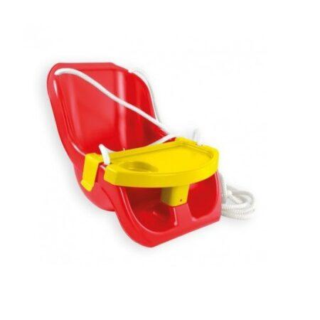 Παιδική κούνια Cangaroo Mochtoys Red