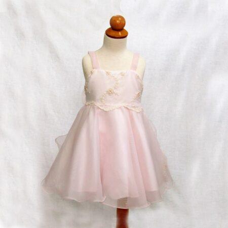 Βαφτιστικό Φόρεμα με καπέλο 100130