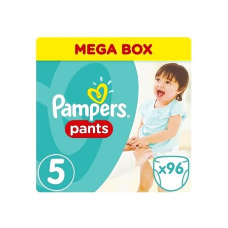 Pampers Pants μεγ. 5 (12-18kg) - 96 τεμάχια