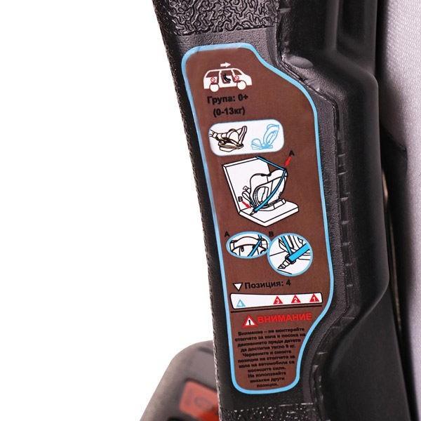 Κάθισμα αυτοκινήτου 0-36 kg Cangaroo Hybrid Beige