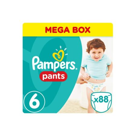 Pampers Pants μεγ. 6 (16+kg) - 88 τεμάχια